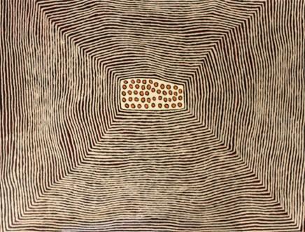 Tatali Napurrula, Untitled, 2019