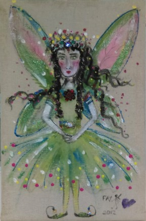 Fay Maddison, The Fairy Twins I (from the children's picture book series