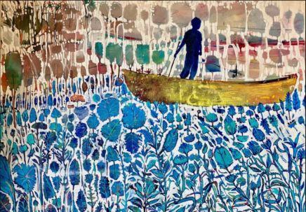 Belinda Wilson, Travelling in a leaky boat