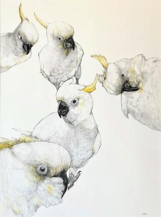 "Karen Barbouttis, ""Untitled"""