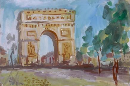 Peter Griffen, Arc d 'Triomphe, 1999-2021