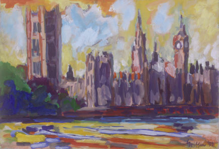 Peter Griffen, The Houses of Parliament, 1999-2021