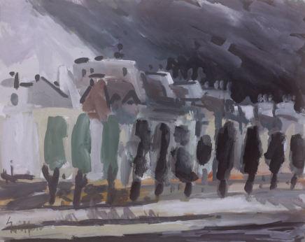 Peter Griffen, Approaching Storm, Paris, 1999-2021