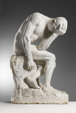 Giuseppe Romagnoli, Seated Male Nude