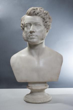 Luigi Bienaime, Bust of a Gentleman