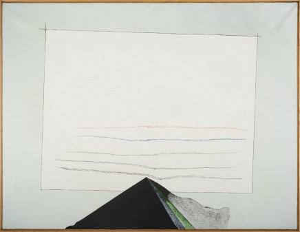 Angelo Verga, Piramide e Arcobaleno, 1994