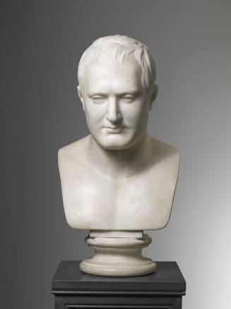 D.A. Olivieri, BUST OF NAPOLEON, 1827