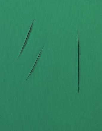 Lucio Fontana, CONCETTO SPAZIALE, ATTESE, 1959
