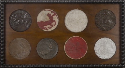 Duilio Cambellotti, Set of Medals