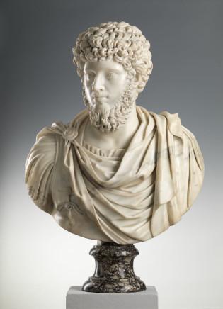 Laurent Delvaux, Bust of Emperor Lucius Verus, ca. 1730