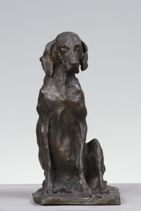Paul Troubetzkoy, Hunting dog