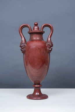 Benedetto Boschetti, Two-Handled Vase, Rome, mid-19th Century