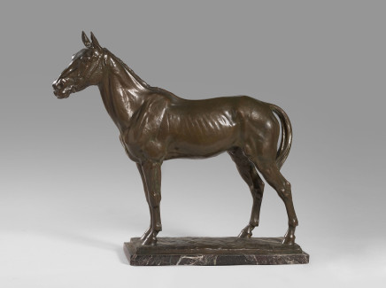 Davide Calandra, Figure of a Horse, 1915