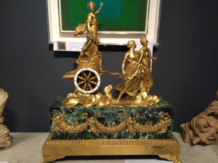 DIANA ON HER CHARIOT, 1808-1814 circa