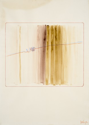 Angelo Verga, Sequenze , 1965