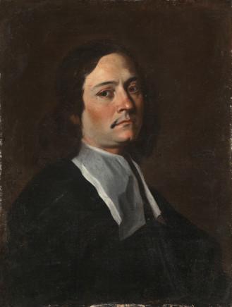 Giuseppe Passeri, Self-portrait, 1685 circa
