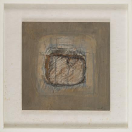Ugo La Pietra, Minimo simbolico, 1963