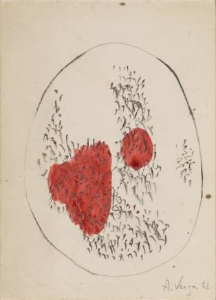 Angelo Verga, Untitled , 1962