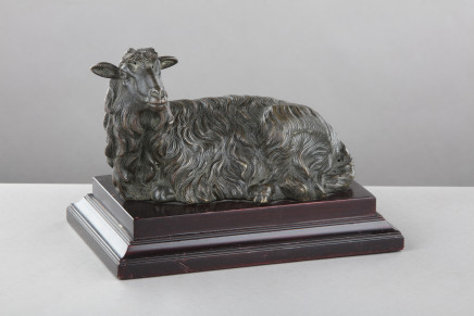Bronze Figure of a Goat, North Italy, 17th Century