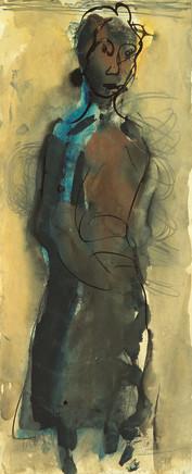 Mario Sironi, Figure, 1952