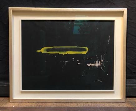 Georges Mathieu, Sans titre, 1959