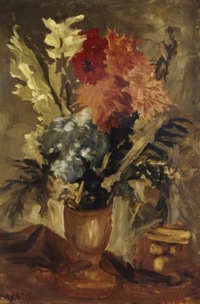 Corrado Cagli, Flowers, 1936