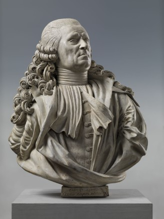 BUST OF PAOLO EMILIO CAMPI