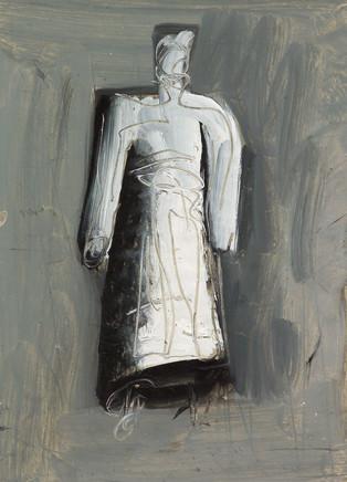 Mario Sironi, Costume for theatre, 1935