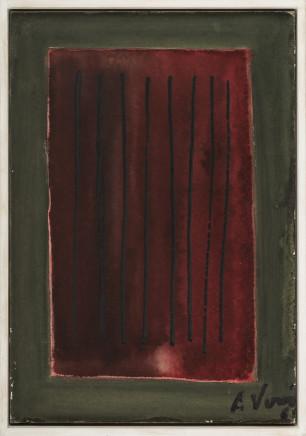 Arturo Vermi, Lapide, 1961