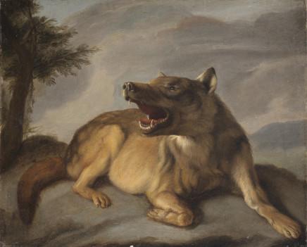 Carl Borromäus Andreas Ruthart, A wolf