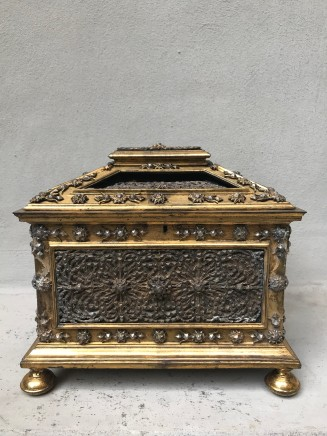 Casket, Germany 17th Century
