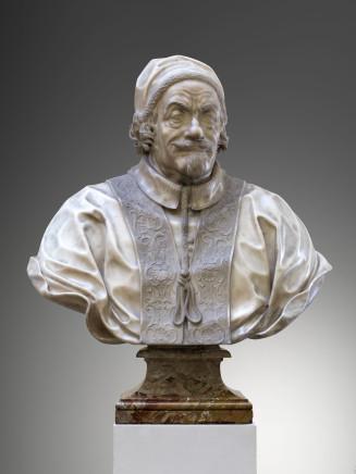 Pietro Baratta, Bust of Pope Alexander VIII