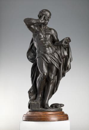 Giacomo Piazzetta, Two Male Figures
