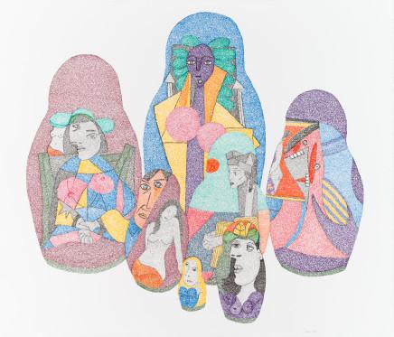 Irene Lees, Picasso's Women, 2019