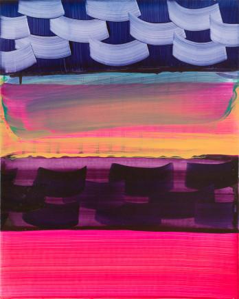 Julian Brown, Flamingo Wave, 2015
