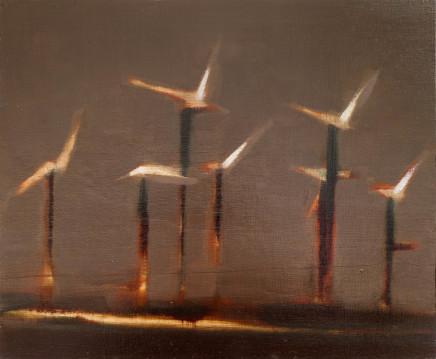 Pippa Blake, Turbines IV, 2011