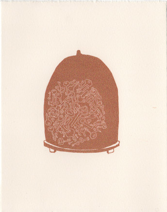 Chitra Merchant, Bell Jar 23, 2016
