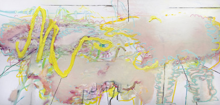 Emily Ball, Electric Scribble, 2011