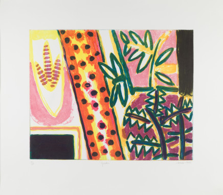 William Crozier, Garden, 1998