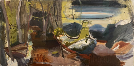 Ivon Hitchens, Autumn Woods, c.1948