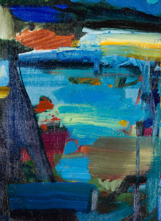 Calum McClure, Sussex Wood Abstract