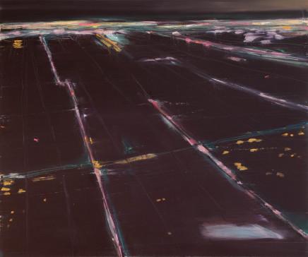 Pippa Blake, LAX aerial , 2016