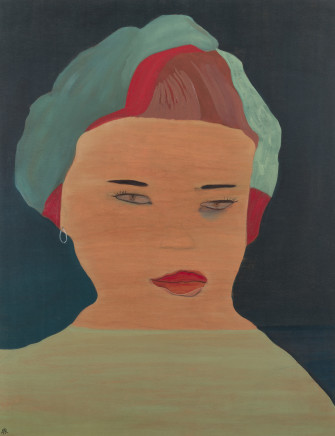 Anne Rothenstein, Marisa, 2017-2018