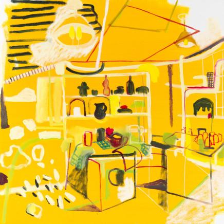 Katie Sollohub, Memory Shelves, 2014