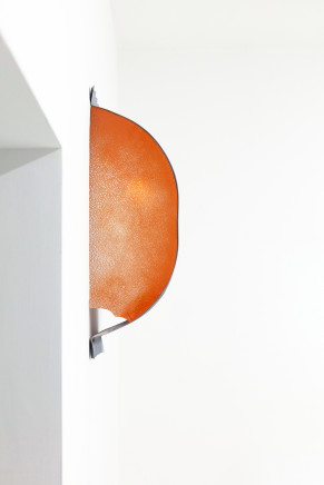 Leelee Chan 陳麗同, Orange Moon #2 橘色月亮 II , 2019
