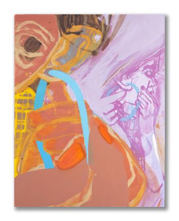 Sarah Faux, Wet mirror 雾镜, 2018