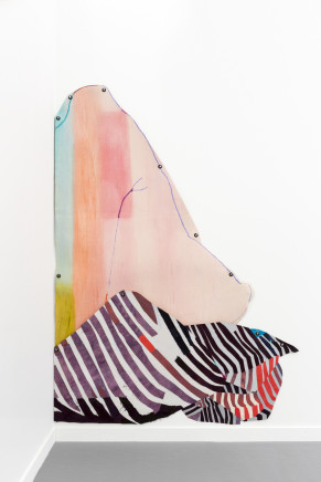 Sarah Faux, Pinks, 2019
