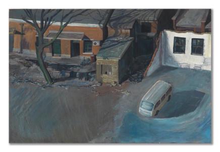 Gao Yuan 高源, Overlooking 俯瞰, 2010