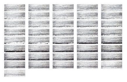 Gao Yuan 高源, Waves 海浪, 2014-2015