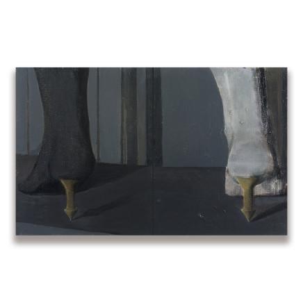 Cai Zebin 蔡泽滨, Fulcrum 支点, 2017